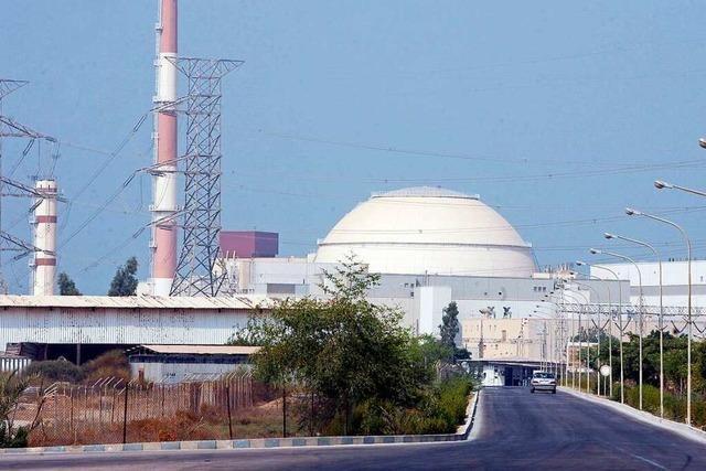 Atombehörde soll Zugang zu Aufzeichnungsgeräten im Iran erhalten