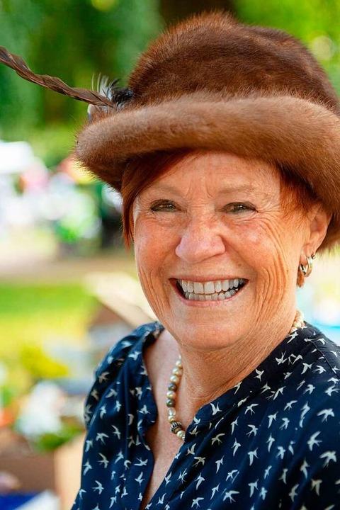 Frau Müller hat einen neuen Hut...  | Foto: Wolfgang Scheu