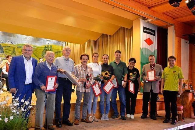 Schwarzwaldverein ist 50 Jahre alt und noch sehr aktiv