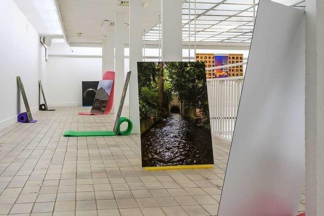 Die Biennale für Freiburg zieht sich wie ein Wegenetz über die Stadt