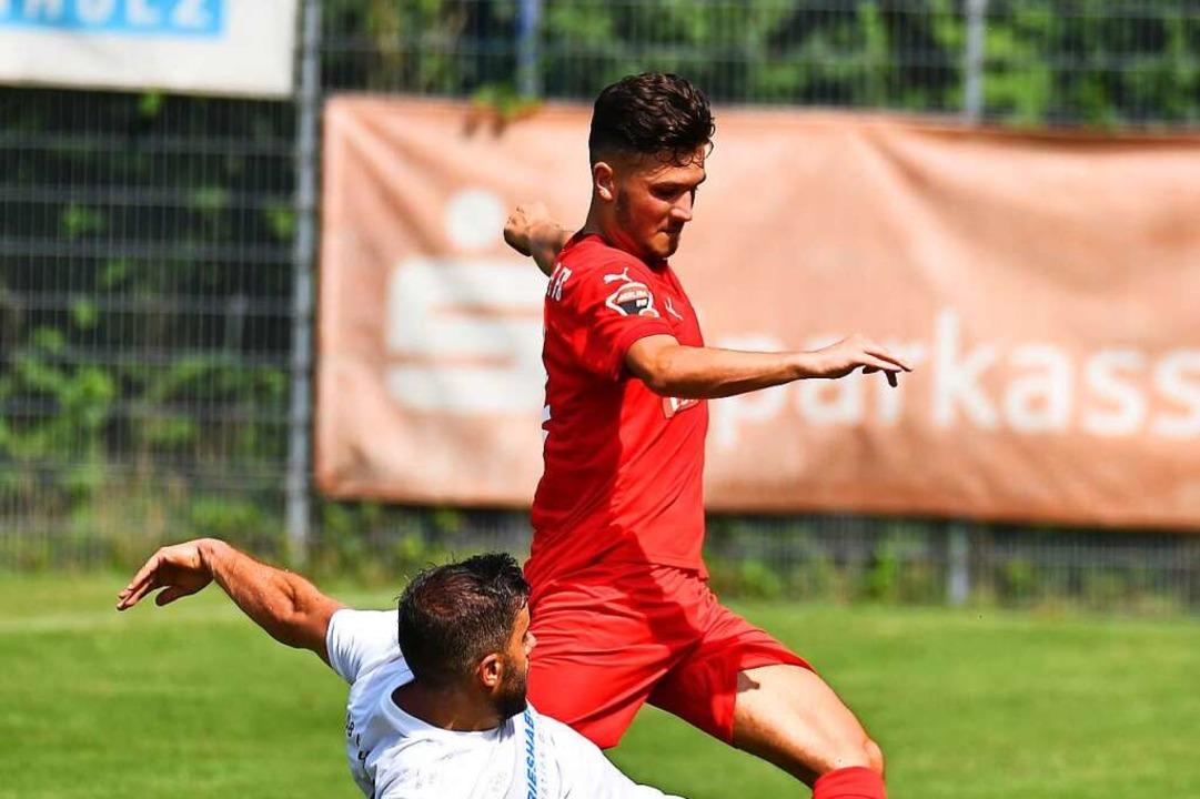 Der Freiburger FC unterlag mit 1:2    Foto: Achim Keller