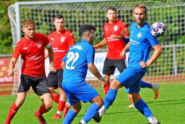 September-Blues im Jahnstadion des FC Neustadt