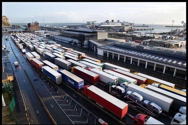 Der Handel mit Großbritannien nimmt ab – auch in Südbaden