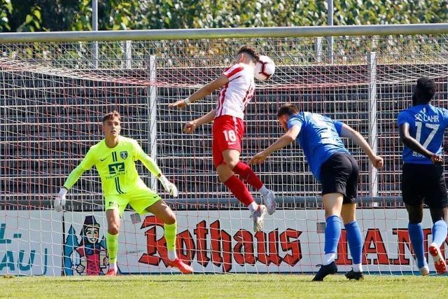 Erste Niederlage in Bühlertal für den Offenburger FV