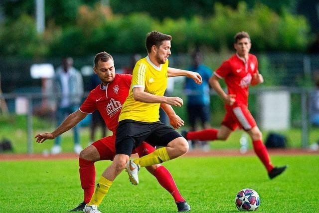 FC Bräunlingen nach Kantersieg an die Tabellenspitze