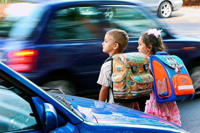 Polizei kontrolliert verstärkt zum Schulanfang – und gibt Tipps