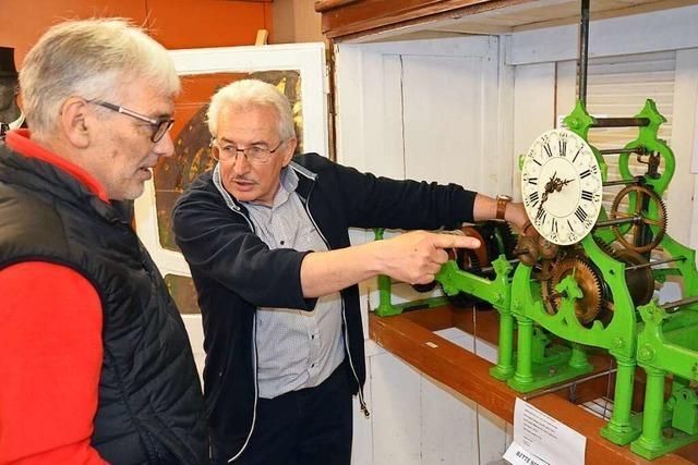 Gemeinderat Eimeldingen gibt Okay für Turmuhren-Raum