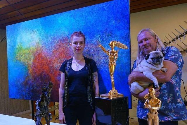 Nachfolger der Regio Art lockt mit lokaler Kunst nach Grenzach