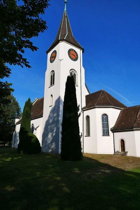 Die christkatholische Kirche in Möhlin    Foto: Michael Gottstein