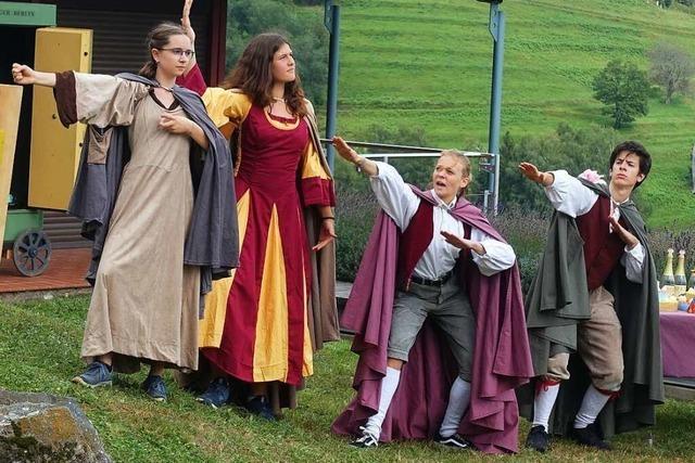 Theater in den Bergen spielt einen neuen Landschaftstheater-Krimi