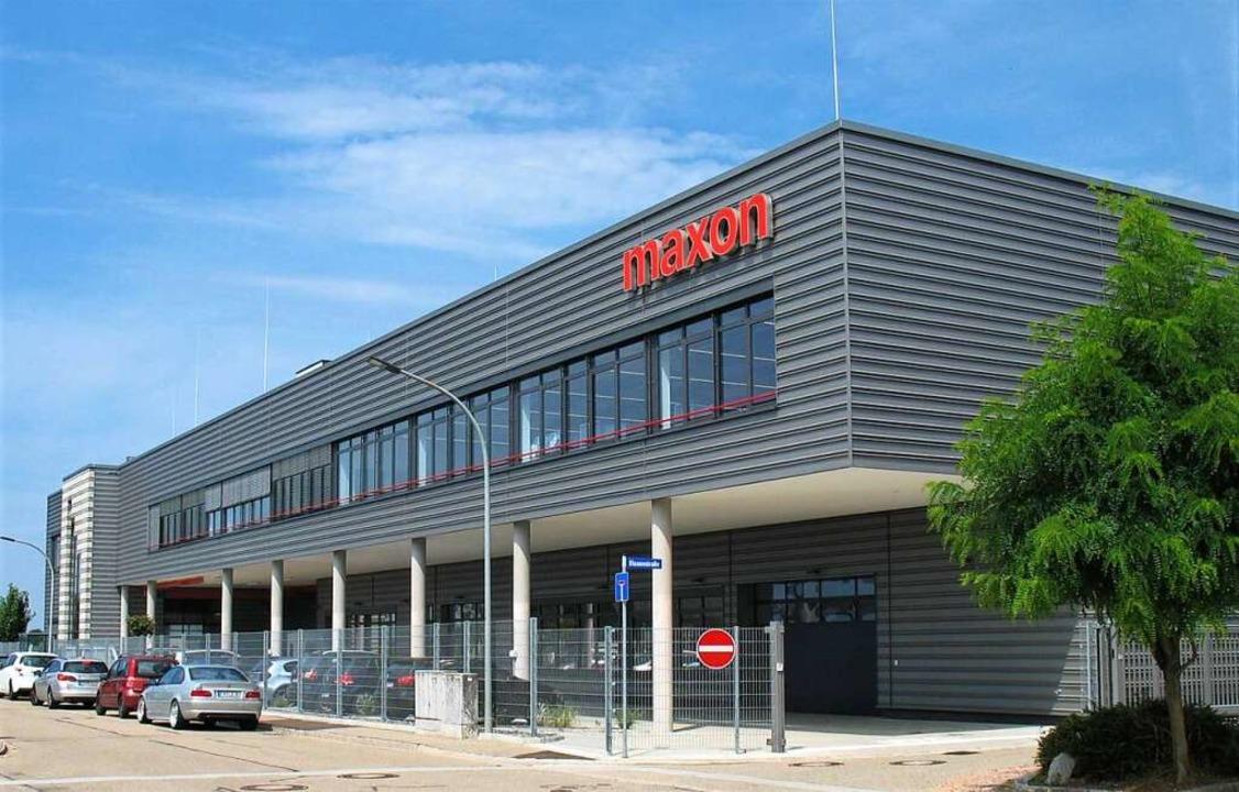 Rund acht Millionen Euro investierte d... am Standort Sexau in das neue Werk 4.  | Foto: Maxon Motor