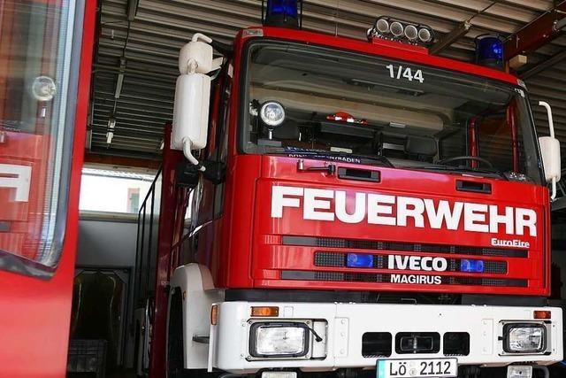 Struktur der Rheinfelder Feuerwehr wird professionalisiert