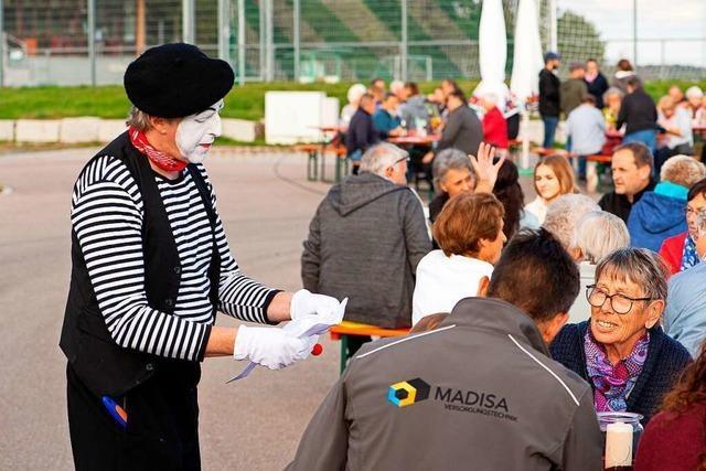 Kleinkunst-Festival in Gündelwangen ausverkauft
