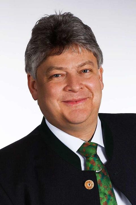 Thomas Seitz geht mit Listenplatz neun für die AfD ins Rennen.  | Foto: privat