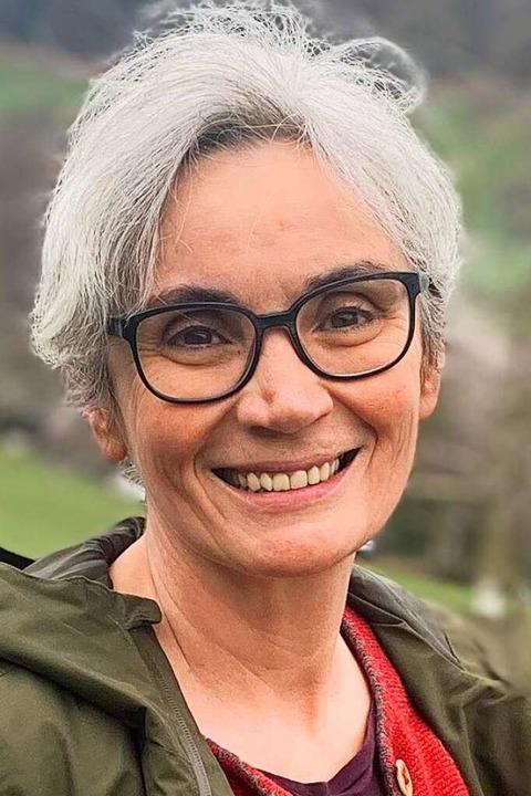 Listenplatz 39 belegt Heike Dorow bei den Grünen.  | Foto: privat