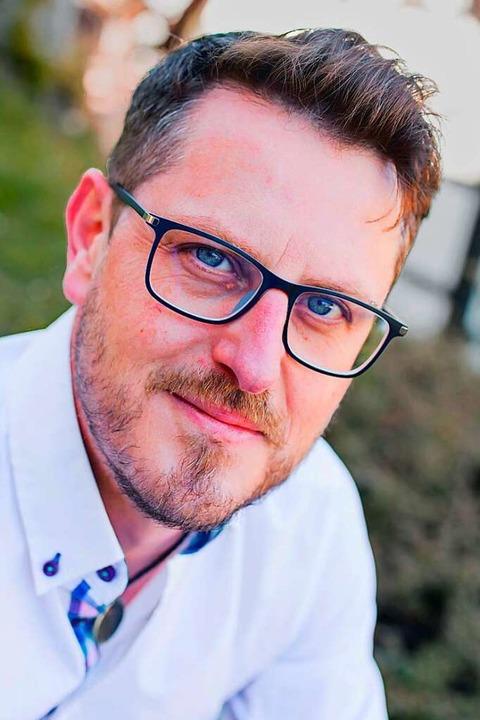 Für die FDP startet Tino ritte auf Listenplatz 35.  | Foto: privat
