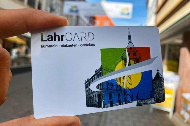 Fragen und Antworten zur neuen Lahrcard der Werbegemeinschaft