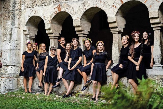 In Kirchen und Orten der ganzen Stadt singt eine bunte Auswahl an Chören