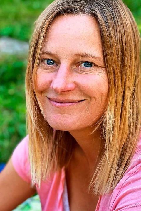 Kerstin Pommerenke    Foto: Kerstin Pommerenke