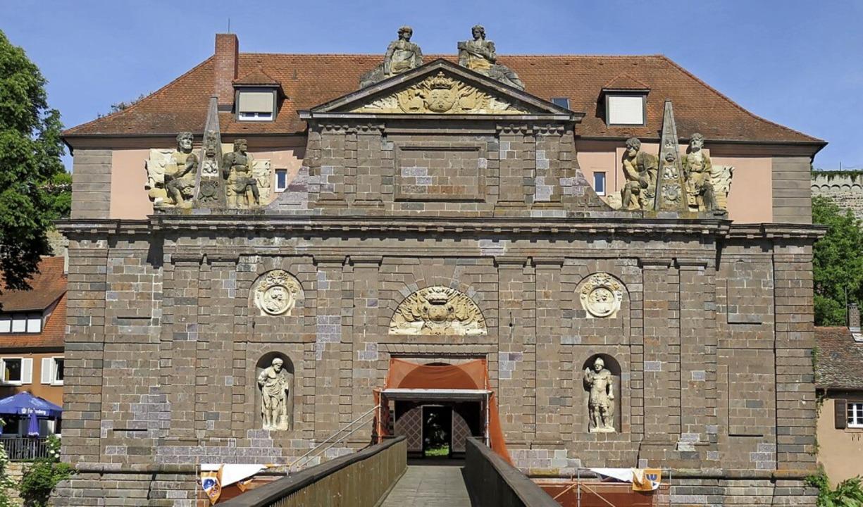Wurde in Vaubans Auftrag errichtet: Rheintor in Breisach  | Foto: Agnes Pohrt