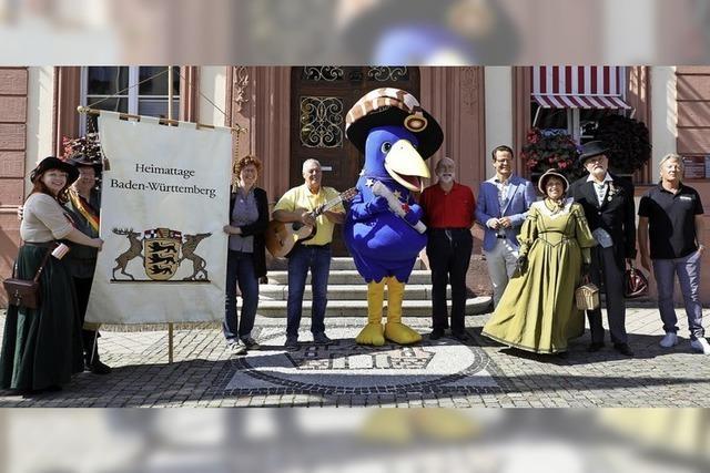 Symbol der Heimattage 2022 in Offenburg