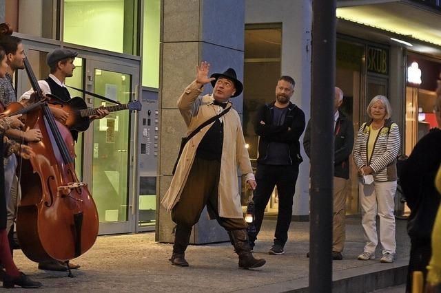 Auf einer Tour kann man Freiburgs musikalische Geschichte entdecken