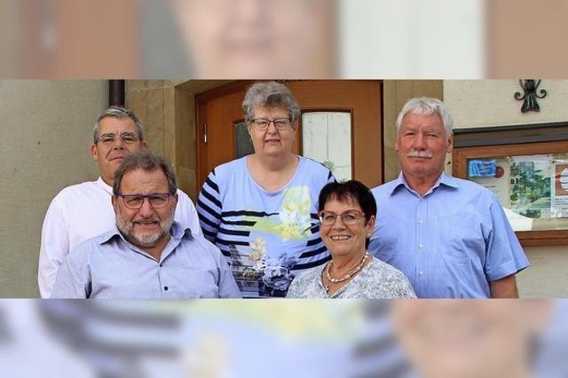 Steigende Mitgliederzahl im VdK-Ortsverband