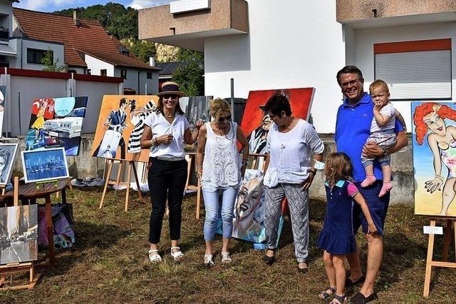 Ausstellung bereichert kulturelles Leben