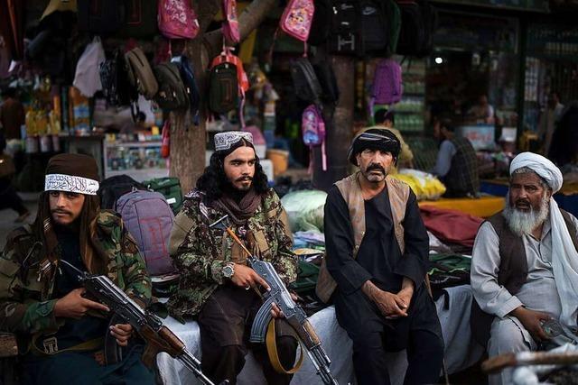 Das Emirat in Afghanistan mit menschlichem Antlitz scheint Geschichte