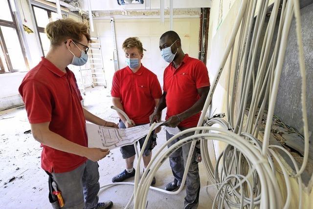 In vielen Betrieben der Region Freiburg fehlen Lehrlinge