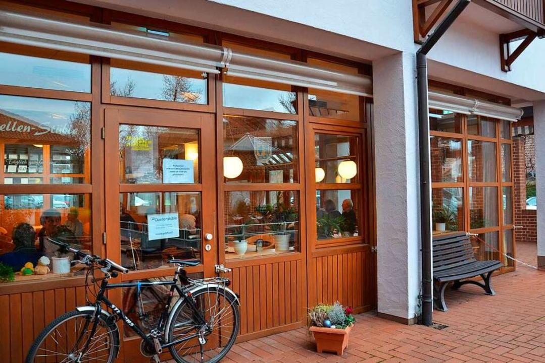 Die Arbeiterwohlfahrt stellt den Betrieb des Café Quellenstüble endgültig ein.    Foto: Martina Weber-Kroker