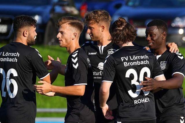 Neun Spieler in Quarantäne: FV Lörrach-Brombach im Standby-Modus