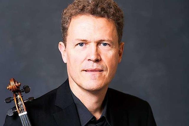 Barocke Partnerschaft: Schirmherr ist der renommierte Dirigent René Jacobs