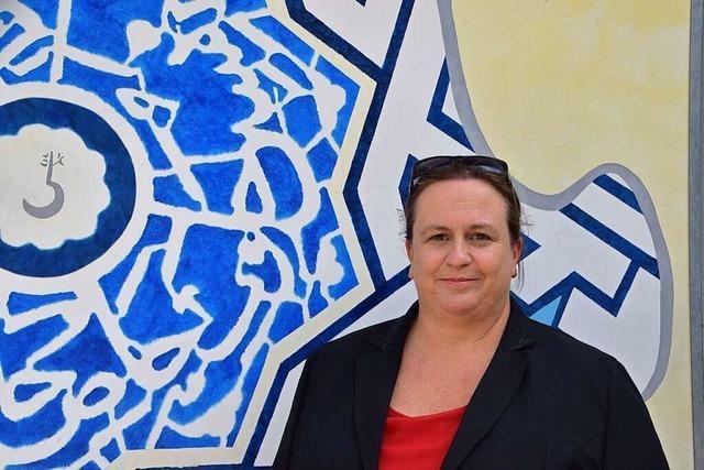 Stefanie Waldvogel leitet jetzt die Gemeinschaftsschule Oberes Wiesental