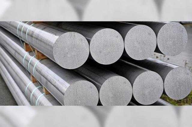 Teures Aluminium