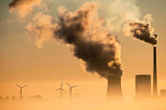 Der wieder steigende Kohleanteil an Energiemix ist ein Alarmsignal