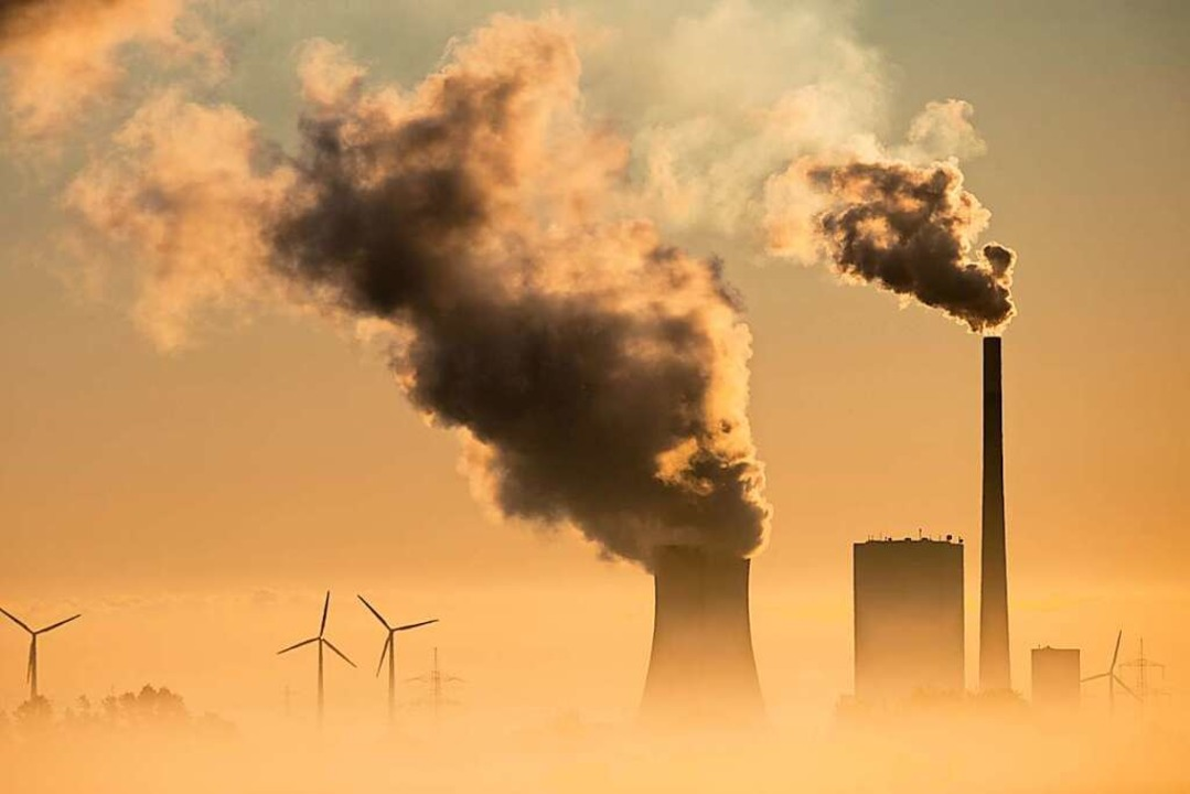 Die Debatte um Jahreszahlen bezüglich ...lekraftwerke deutlich zurückzudrängen.    Foto: Julian Stratenschulte (dpa)