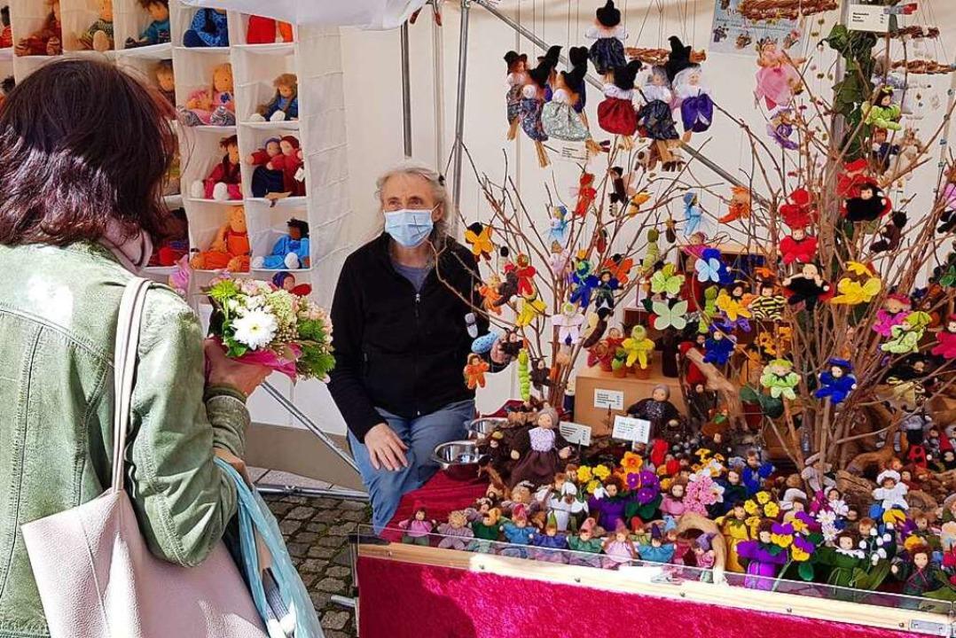 Auch der Emmendinger  Herbst-Künstlermarkt findet unter Coronaauflagen statt.  | Foto: Gerhard Walser