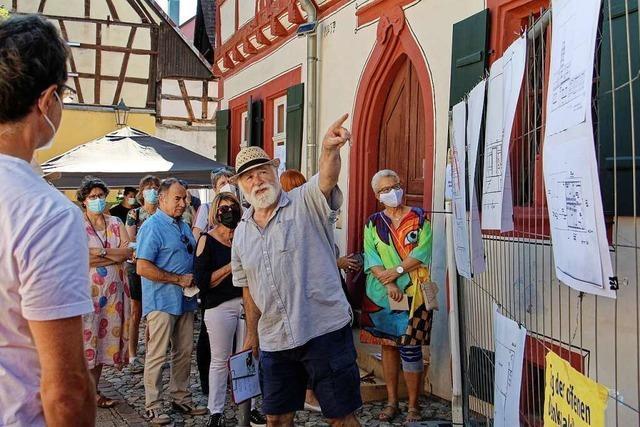 Unscheinbares Haus offenbart Überraschendes zur Endinger Stadtgeschichte