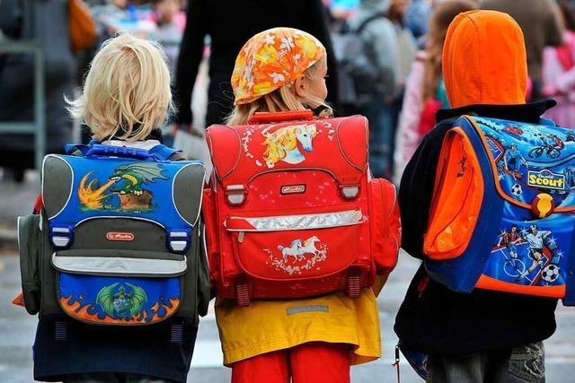 Die Schule beginnt – der Schulbau der Schöpflin-Stiftung auch