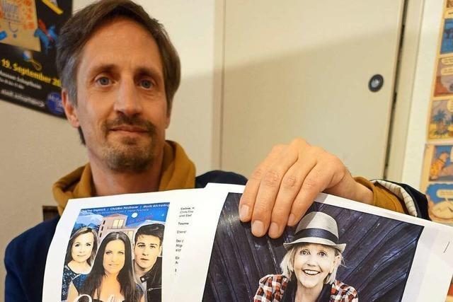 Theater- und Kleinkunstreihe in Schopfheim kehrt aus der Corona-Pause zurück