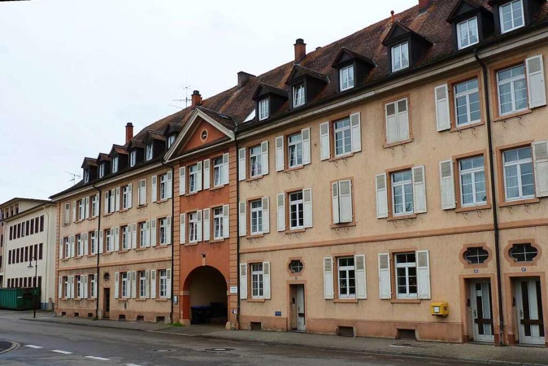 Die Brauerei wurde 1846/47 in der Kupf.... Heute wohnen an der Stelle Menschen.  | Foto: Sattelberger