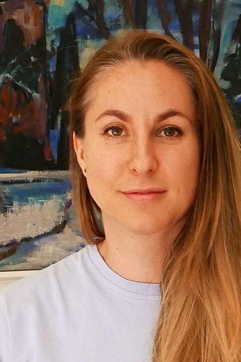 Museumsleiterin Stefanie Brand  | Foto: Michael Gottstein