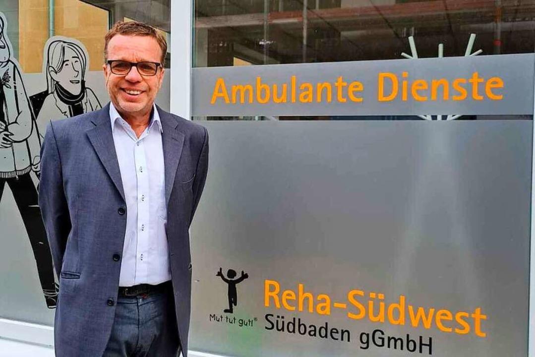 Michael Schreiner ist neuer Geschäftsführer der Reha Südwest.    Foto: privat