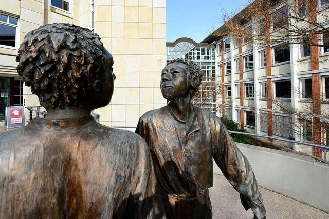 Das Landratsamt will umziehen, darf Freiburg aber nicht verlassen