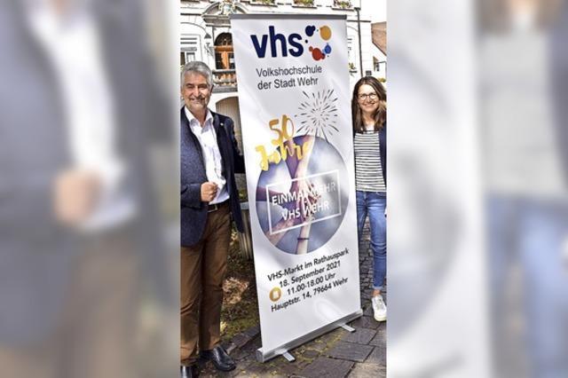 VHS feiert im Herzen Wehrs