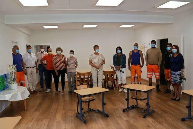 Neue Räume für Schülerbetreuung in Auggen