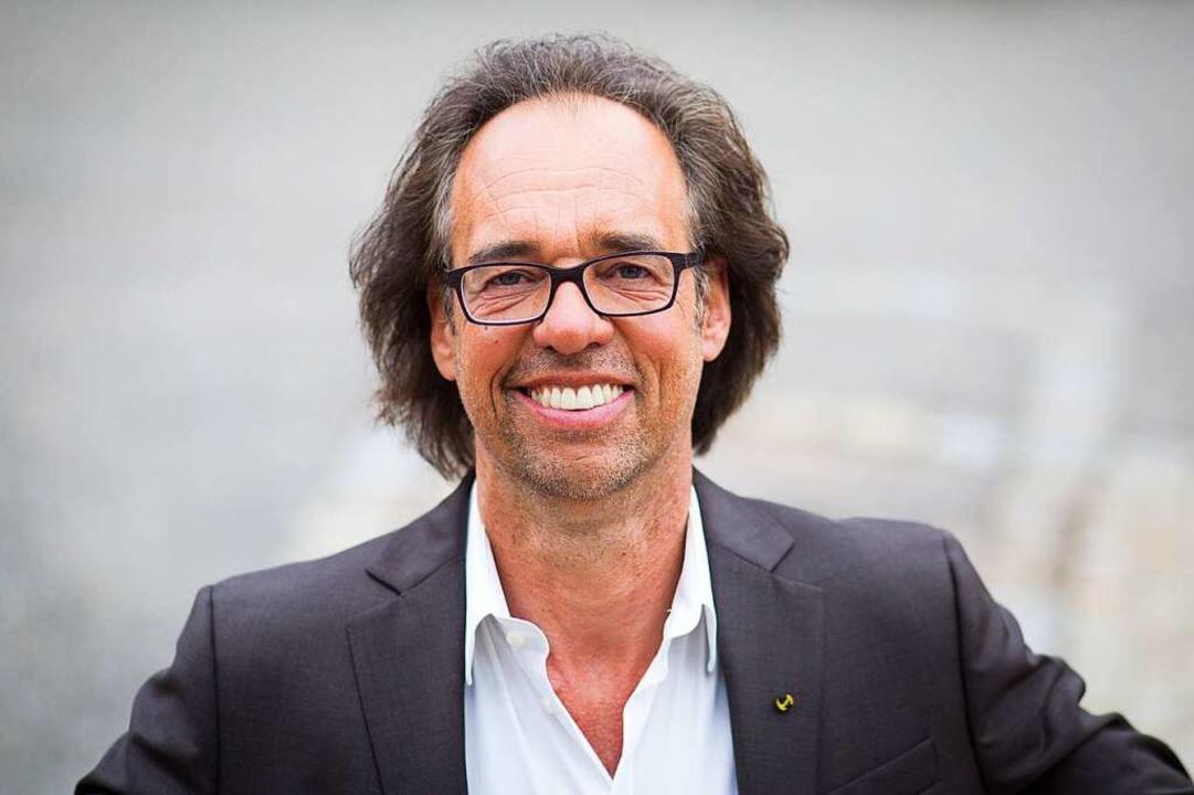 <ppp>ebenso wie Kabarettist Christoph Sonntag.</ppp>  | Foto: Christoph Schmidt (dpa)