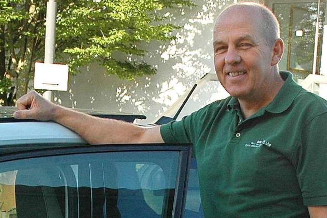 BGL-Leiter Herbert Schneider  | Foto: Stadt Lahr