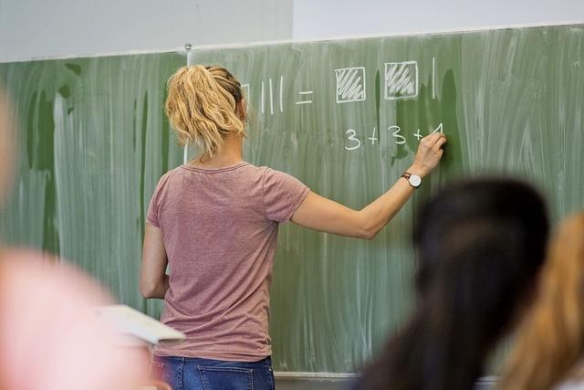 Die Lehrerversorgung im Kreis Lörrach hat sich verbessert
